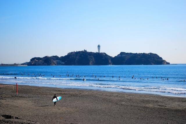 サーフィン初心者が一人で練習する時は波のサイズより視点に注目